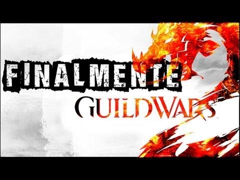 Finalmente Guild Wars 2 - pt br