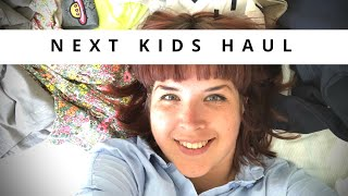 NEXT KIDS CLOTHES HAUL summer 2018 boys and girls