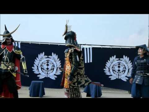 伊達武将隊 2011/7/16 真・男祭り 其の弐
