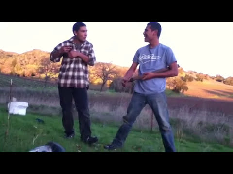 Cantando desde California para michoacan y jalisco