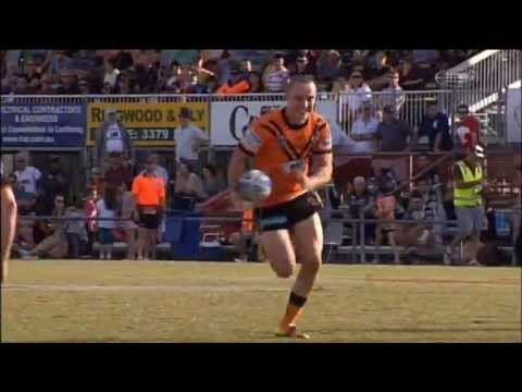 All the highlights from the Intrust Super Cup 2013 Round Twenty-four clash between Easts Tigers and Souths Logan Magpies at Langlands Park. Easts Tigers - 50...