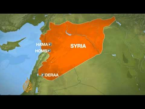 Syria rebels try to control major cities