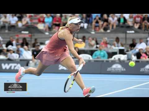 Wozniacki, Radwanska Safely Into Madrid Third Round