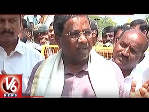 Karnataka Polls: Ready To Sacrifice CM Post For Dalit, Says Siddaramaiah | V6 News