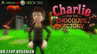 Charlie and the Chocolate Factory - Gameplay Xbox HD 720P (Xbox to Xbox 360)