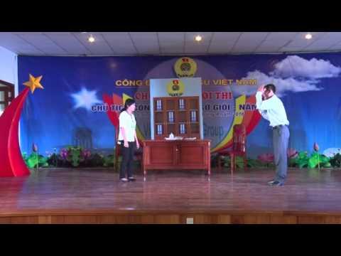 """""""Cơn giông bất thường"""" - Trần Thị Thơm - TCT Cao su Đồng Nai"""