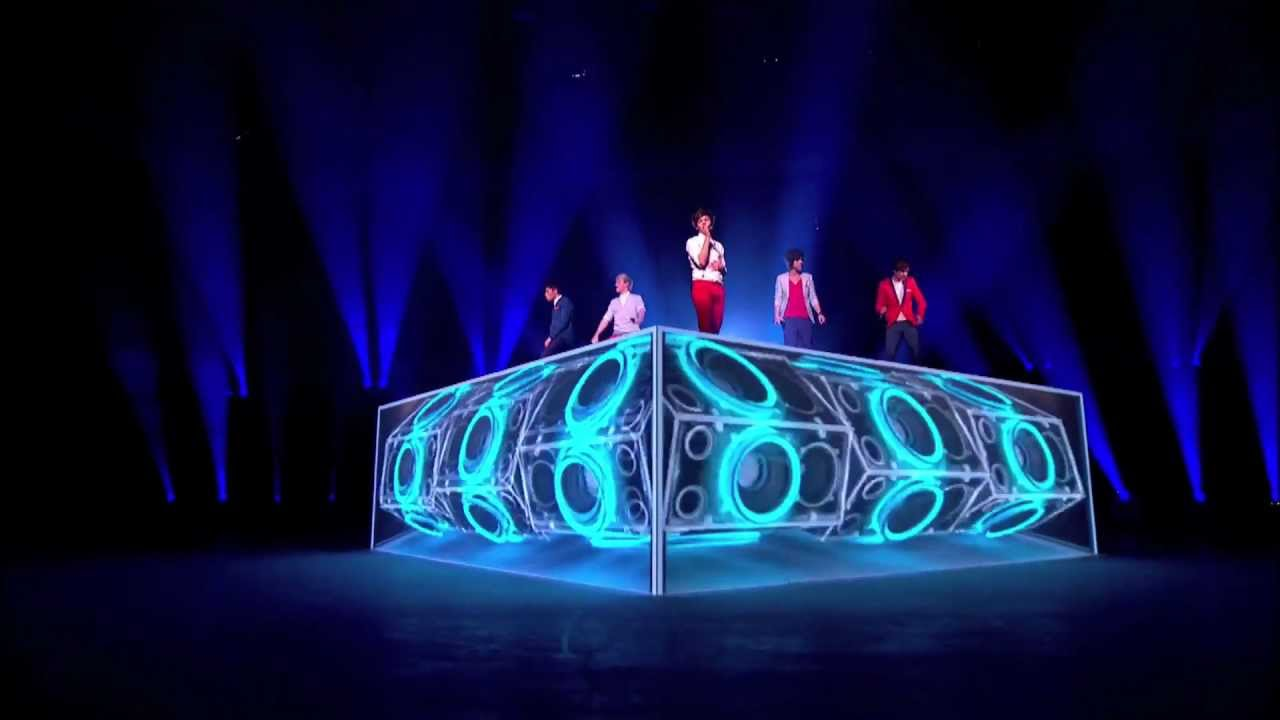 Projection Mapping on People Projection Video-mapping