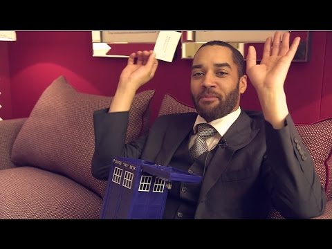Sam Anderson: Questions from the TARDIS Tin - DVD Launch Q&A - Doctor Who