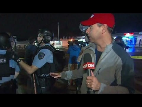 Curfew in effect in Ferguson, Missouri