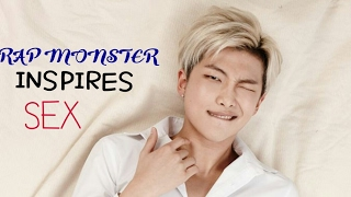 ?RAP MONSTER??Bts? ? INSPIRES SEX ?