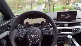 NEW Audi Virtual Cockpit, Apple CarPlay, & MMI Overview