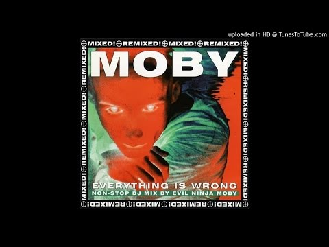 Moby - Into The Blue (Voodoo Child Mix)