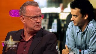 Tom Hanks' HILARIOUS 'Sleepless In Seattle' Surprise Travel Story | The Graham Norton Show