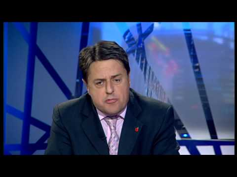 BNP military row: Reaction from leader Nick Griffin