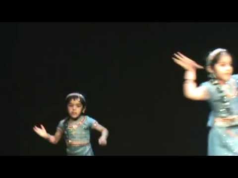 Kids With Sajna Ji Vaari Vaari Dance video