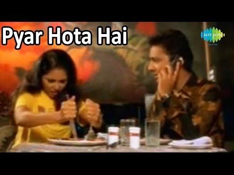Pyar Hota Hai | Nasha Hi Nasha | Bollywood Romantic Song | Sukhwinder...