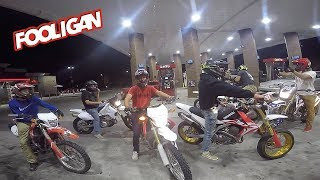 Dirt Bike Ride through Downtown KCMO