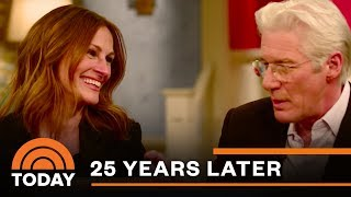 download lagu Julia Roberts Acts Out Her Film Career W/ James gratis