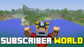 New Subscriber World Announcement Video!