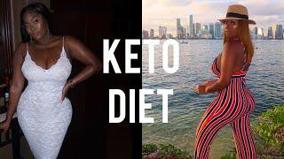 I lost 30 Pounds || KETO DIET || back on kept
