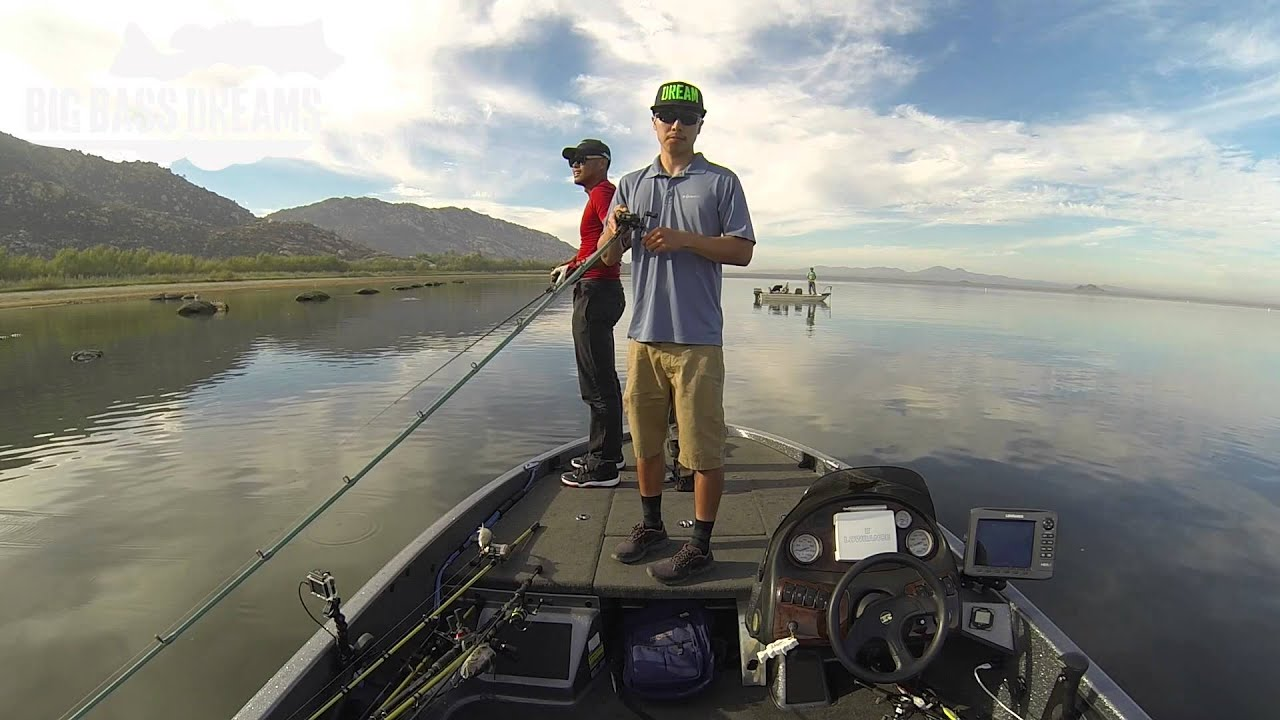 Tiger woods goes bass fishing youtube for California out of state fishing license