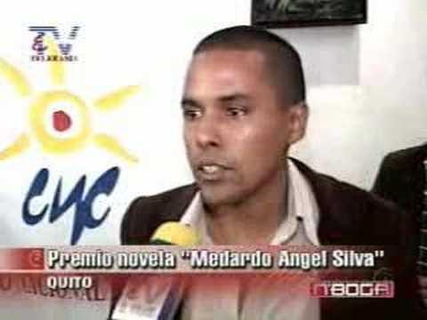 Premio novela Medardo Angel Silva