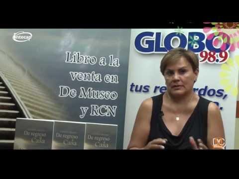 Conferencista Carolina Alcazar en Foro Mujer Emprendedora