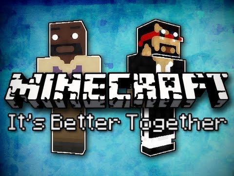 Minecraft: The Puzzle Heard 'Round The World (It's Better Together Part 5)