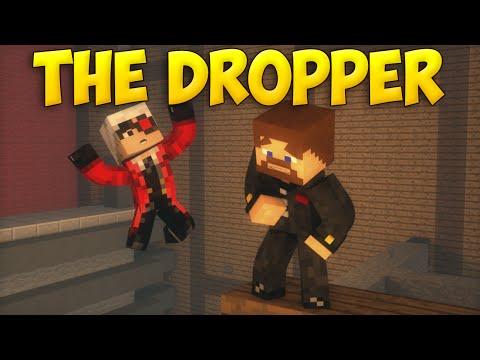 ПОПАДИ В ДЫРОЧКУ - Minecraft The Dropper
