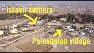 Video: Israeli Settlements, bulldozers and peace in the Holy Land, Palestine - Amnesty