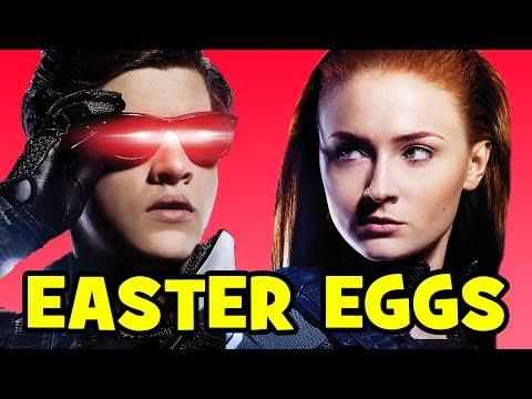 X-Men Apocalypse EASTER EGGS, References, Cameos & Inside Jokes