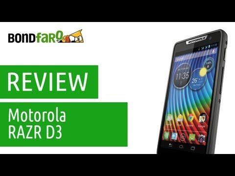 Motorola RAZR D3 - Review