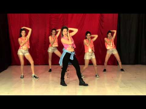 Coreografía de I Love It de Icona Pop  (Paso a Paso) / TKM
