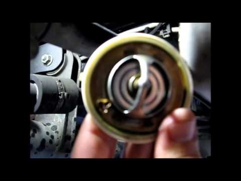 2002 Jeep Grand Cherokee Thermostat Replacement