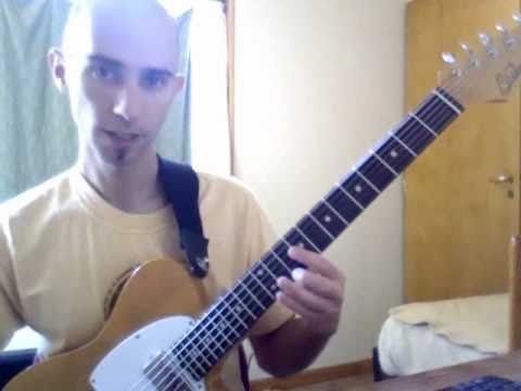 Clínica Guitarra Jazz: Frase Sustitución Tritonal tipo Mike Stern