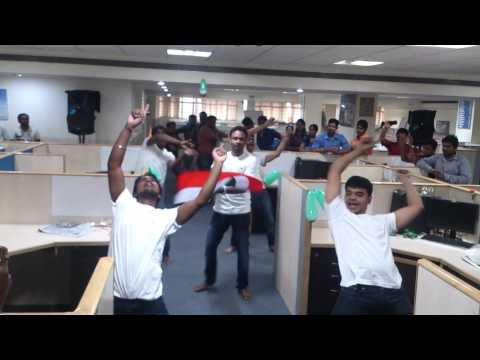 Alten India Dance on suno gaur Se dunia walo