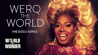 "WATCH TONIGHT: WERQ THE WORLD Exclusive Clip ""Latrice Royale"""