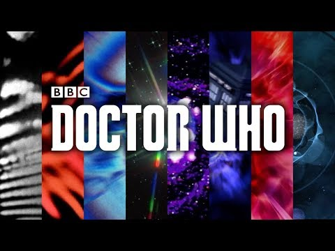 The Doctor Who Title Sequences  | Doctor Who | BBC