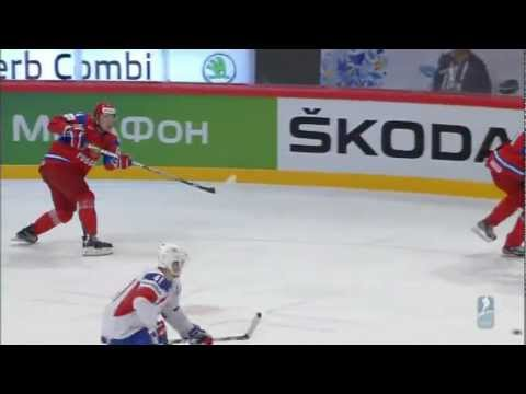 Goal popov alexander (russia vs norway) world chionship 17/05/2012