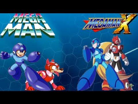 How Download/Como descargar Mega Man 1,2,3,4,5,6, Megaman X,X2 and/y X3