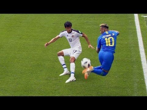 Неймар - Новые финты и голы на Чемпионате Мира 2018 в России