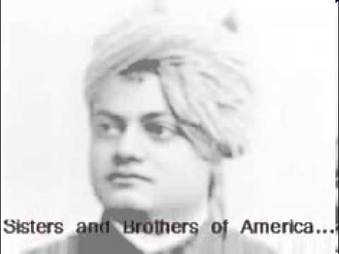 Swami Vivekananda's Speech At World Parliment Of Religion,chicago In 1893 video