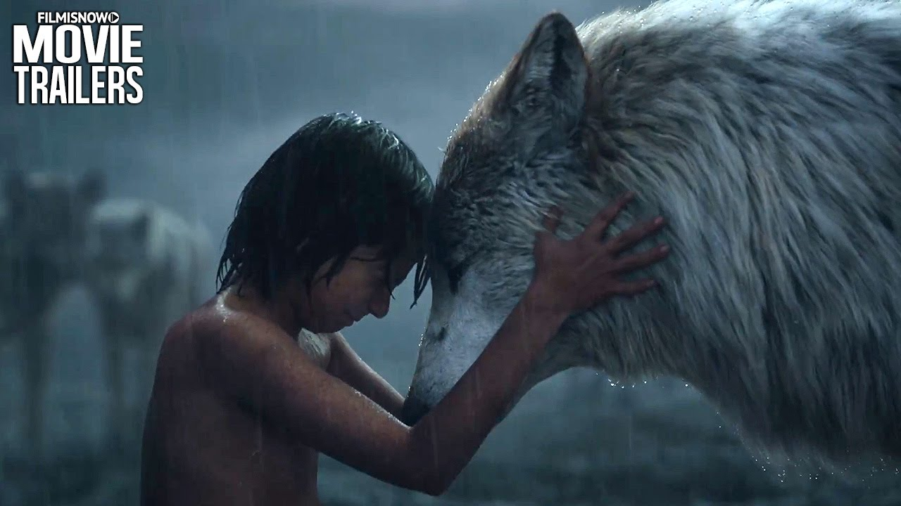 The Jungle Book - 'Live the Legend' TV Spot [Disney Live-Action] HD