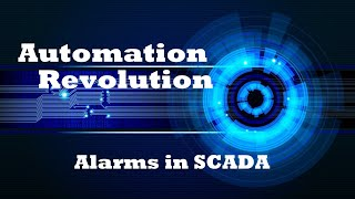 PLC SCADA Tutorial 3 : Alarm Configuration in SCADA with PLC Digital & Analog Signals