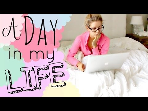 A Day In My Life: ♡ (Wake Up With Me)  ♡