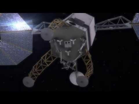 Asteroid Redirect Mission: Robotic Segment