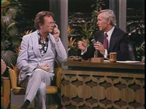 Charles Nelson Reilly Goes On The Tonight Show And Reveals His Mother Prefers Ed McMahon