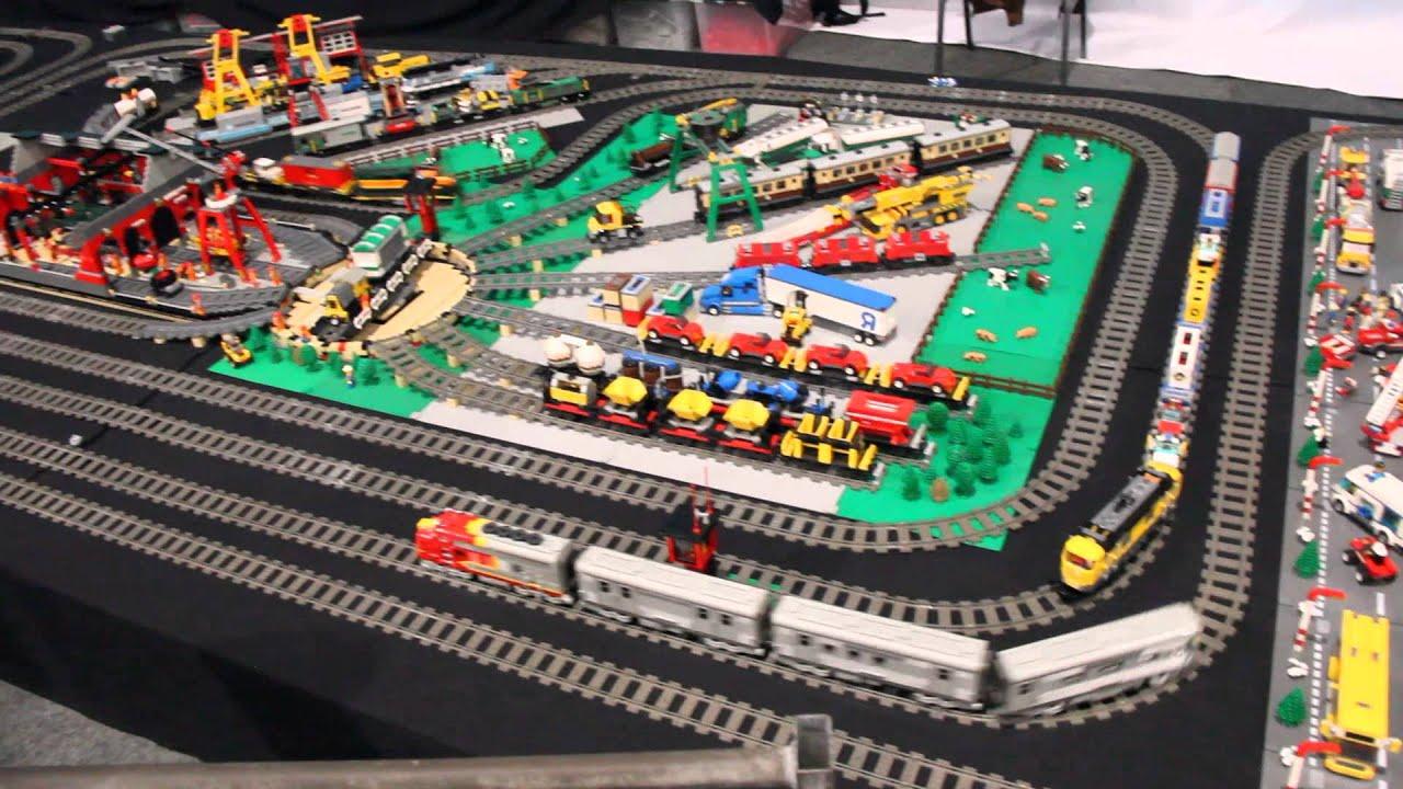 Lego City Trains 2013 2013 Lego City Trains