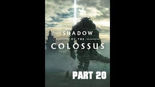 Shadow of the Colossus Part 20 Battle of the Ape
