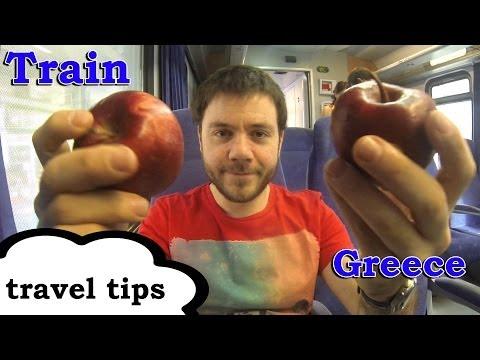 Train Travel Tips - Greece